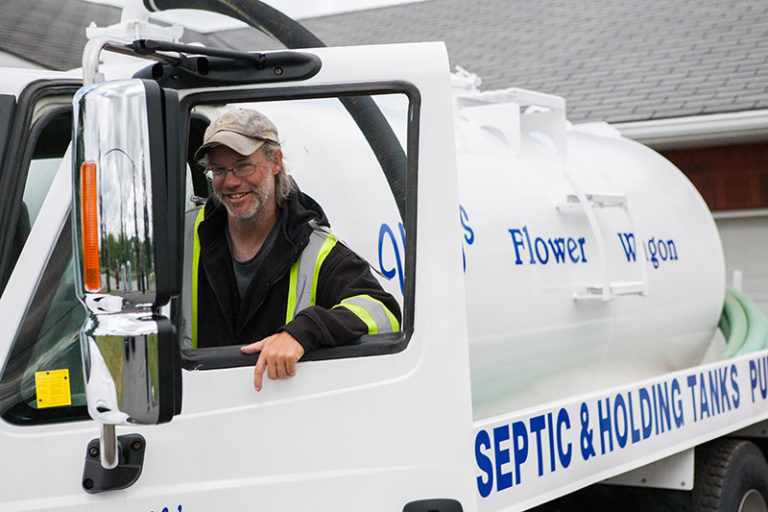 Wallys-Flower-Wagon-Septic Truck