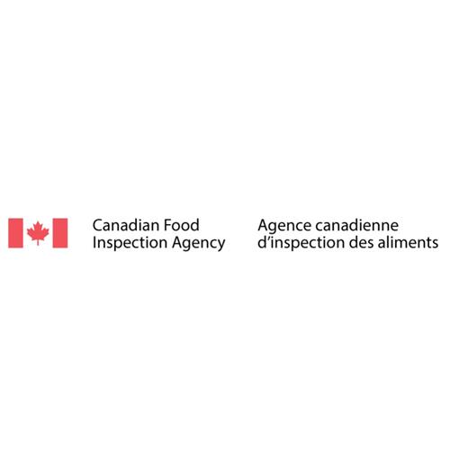 Canada Food Inspection Agency Logo