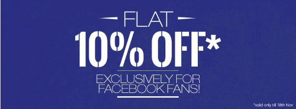 example of Facebook exclusive deal